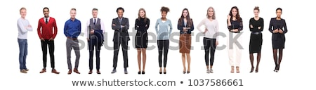 Casual dress stock photo © disorderly