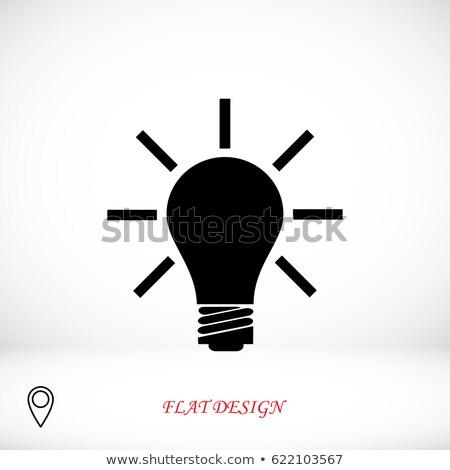 Light Bulb Bandage Stock photo © SimpleFoto