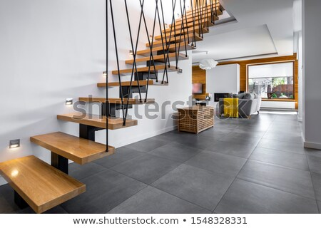 luxurious stairs Stock photo © smithore