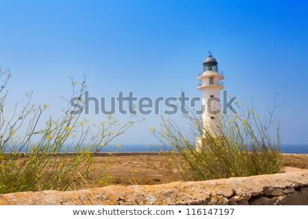 île marina la Espagne paysage Photo stock © lunamarina