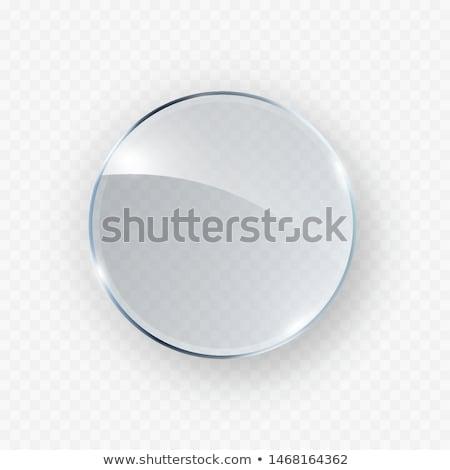 Sphere glass window frame Stock photo © raywoo