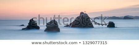 岩 1 自然 アジア 日本語 ストックフォト © Arrxxx
