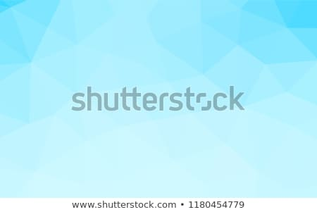 Colored gems on light blue background Stock photo © arlatis
