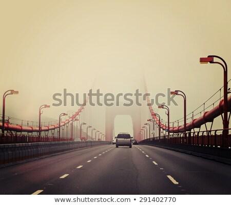 Golden Gate Bridge  - copyspace Stock photo © bigjohn36
