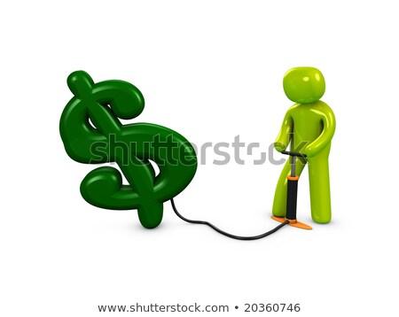 Pump My Dollar Stock photo © OneO2