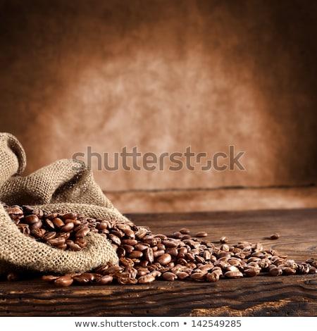 кофе шоколадом текстуры продовольствие темно еды Сток-фото © g215