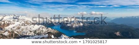 High Peaks of the Canadian Rockies Stock photo © wildnerdpix