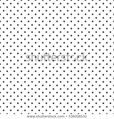 Naadloos zwarte stippel patroon kleurrijk vector Stockfoto © OlgaDrozd