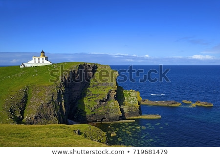 stoer highlands scotland stock photo © phbcz