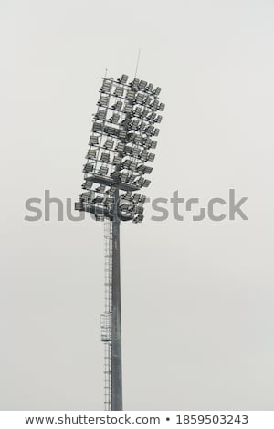 Floodlight pole Stock photo © elxeneize