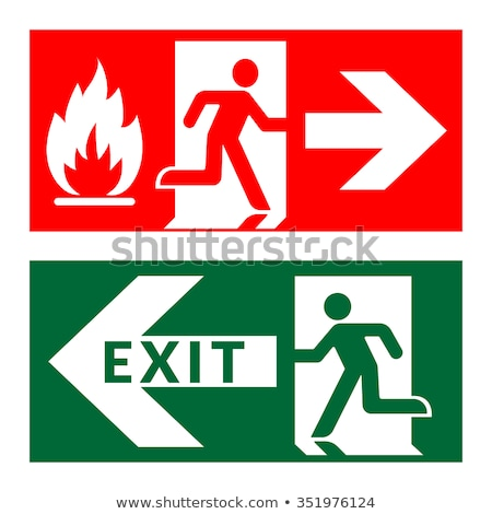 information icon fire, isolated on white background Stock photo © zeffss
