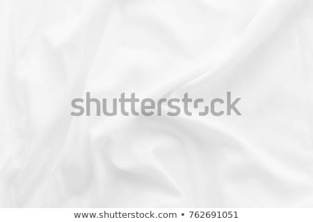 elegant brown cotton fabric texture background Stock photo © Yatsenko