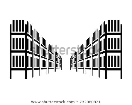 Wydobycie gospodarstwa stoją technologii bitcoin data center Zdjęcia stock © popaukropa