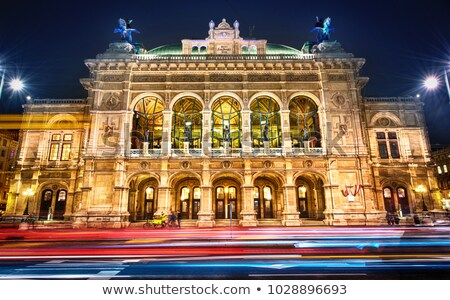 opera of vienna stock photo © neirfy