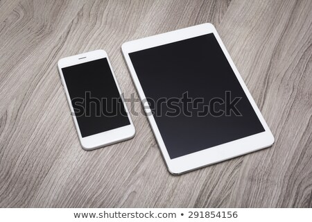smartphone and tablet pc compare stock photo © make