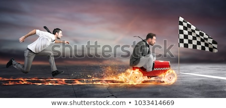 business · concurrentie · succes · concurrerend · energie · ander - stockfoto © Lightsource