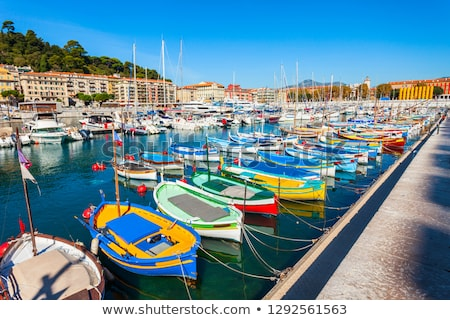 port of Nice Stock photo © neirfy