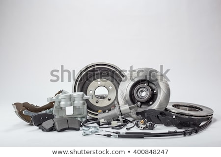 Two spare parts of the car Stock photo © RuslanOmega