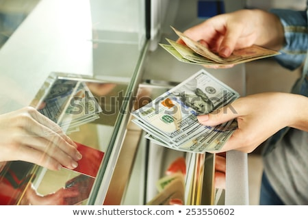 Exchange of currency Stock photo © IMaster
