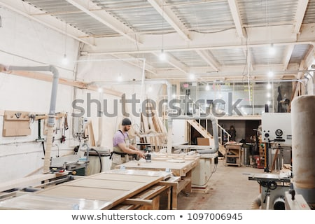 joiner at work Stock photo © photography33