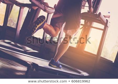 sportos · férfi · tornaterem · klub · sport · egészség - stock fotó © photography33