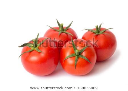 Four Tomatos Stock photo © Gordo25