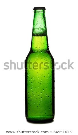 Carlsberg Beer Bottle Stock photo © eldadcarin