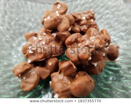 Stock photo: Salt Cluster