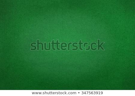 Green felt background Stock photo © Snapshot