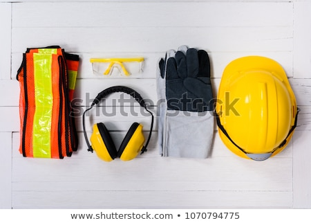 Safety equipment for construction industry Stock photo © stevanovicigor