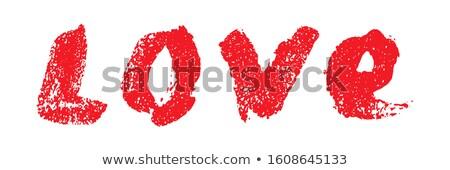 słowo · pióro · koncepcje · piśmie · list · odizolowany - zdjęcia stock © vlad_star