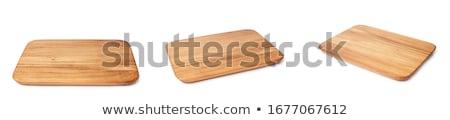 empty breadboard stock photo © natika