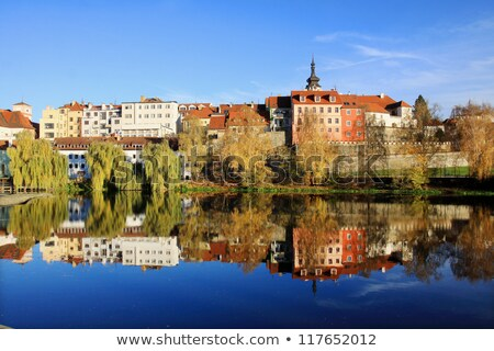 Stock photo: Pisek, Czech Republic