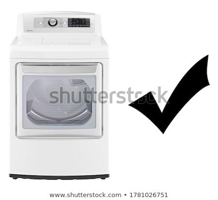 dryer Isolated Stock photo © shutswis