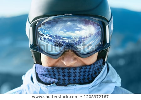 sunny goggle Stock photo © get4net