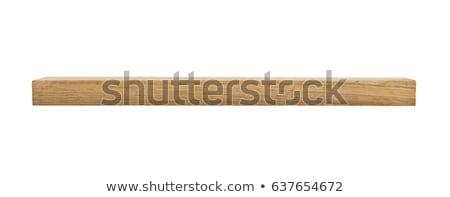fából · készült · jó · anyag · építkezés · ház · textúra - stock fotó © sibrikov