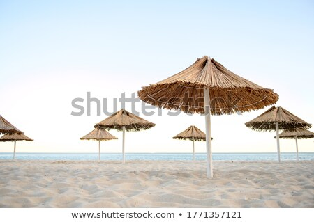 Deserted beach Stock photo © frescomovie