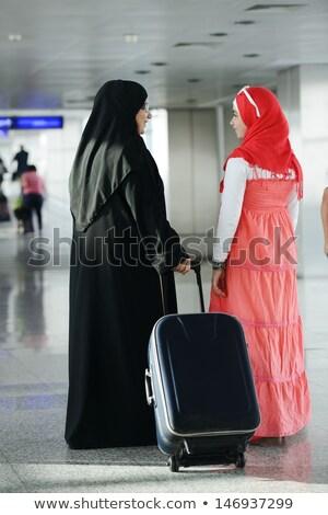 арабский аэропорту транзит Сток-фото © zurijeta