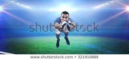Ritratto americano diving uomo Foto d'archivio © wavebreak_media