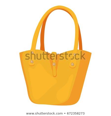 財布 女性 袋 ハンドル 現代 ストックフォト © robuart