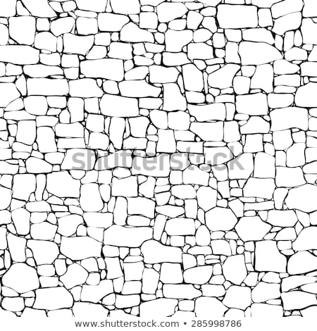 vector seamless stone wall texture stock photo © freesoulproduction