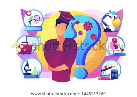 kariery · okazja · życia · rozwoju - zdjęcia stock © rastudio