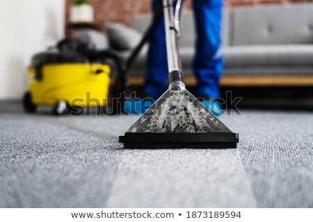 Сток-фото: инвалидов · человека · пылесос · домой · дома · работу