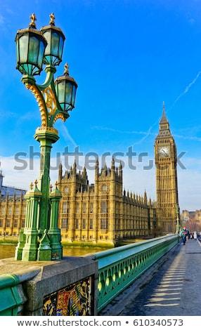london famous landmarks stock photo © cidepix