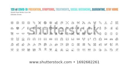 医療 スプレー アイコン ベクトル 実例 ストックフォト © pikepicture