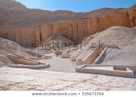 Valley of the Kings Stock photo © photoblueice