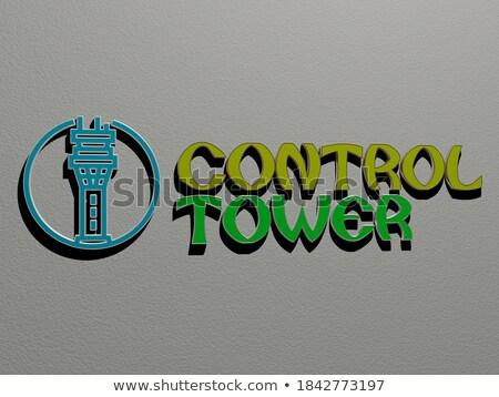 tower made of dice stock photo © taigi