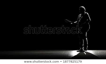 Experienced Musician Stock photo © lisafx
