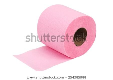 トイレットペーパー · ショット · バス · 白 · 衛生 - ストックフォト © ozaiachin