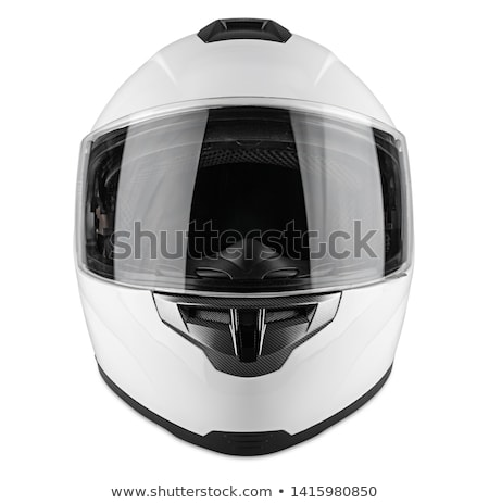 Crash helmet Stock photo © MiroNovak